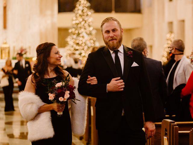 Ben and Genna's Wedding in Detroit, Michigan 76