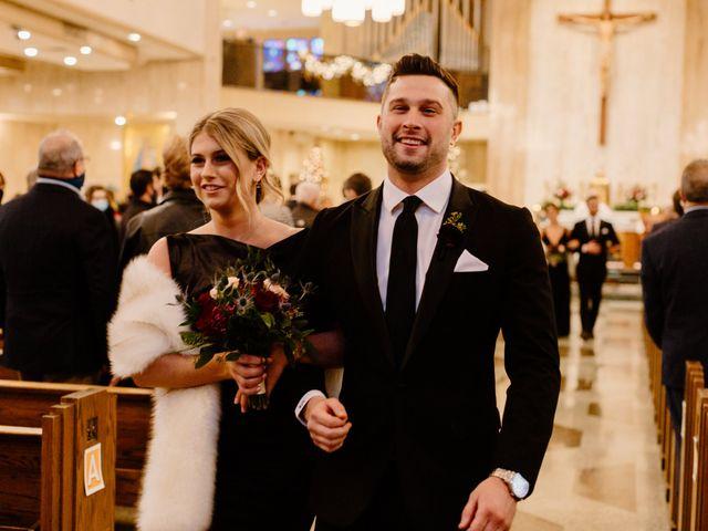 Ben and Genna's Wedding in Detroit, Michigan 78