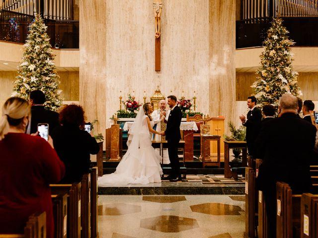 Ben and Genna's Wedding in Detroit, Michigan 82