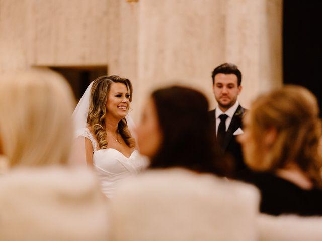 Ben and Genna's Wedding in Detroit, Michigan 84