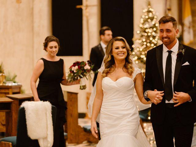 Ben and Genna's Wedding in Detroit, Michigan 85