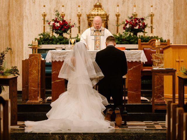 Ben and Genna's Wedding in Detroit, Michigan 87