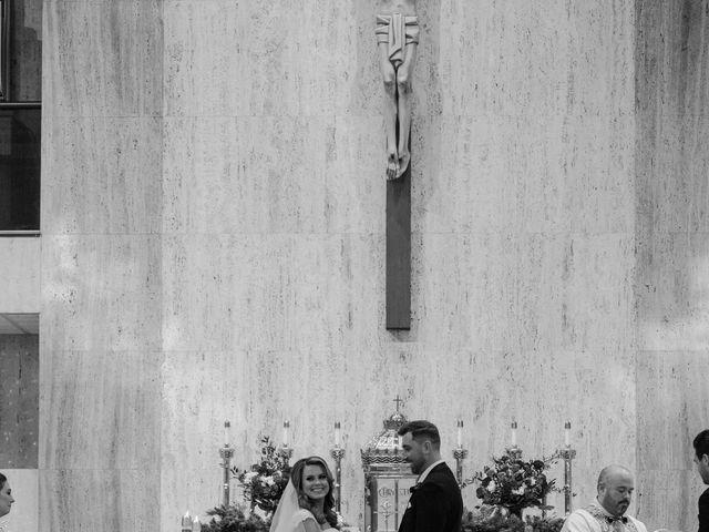 Ben and Genna's Wedding in Detroit, Michigan 92