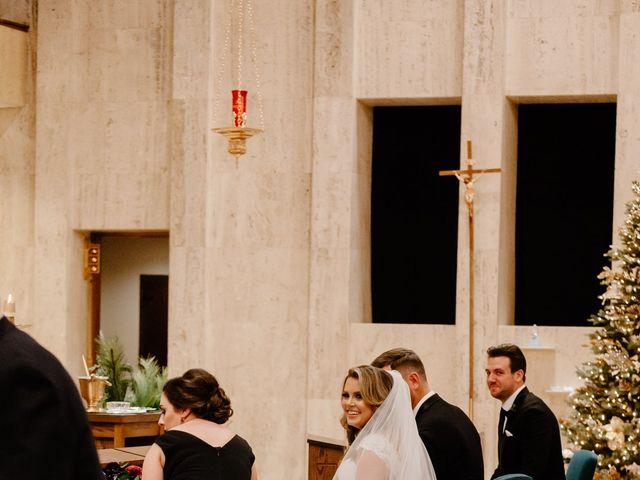 Ben and Genna's Wedding in Detroit, Michigan 96