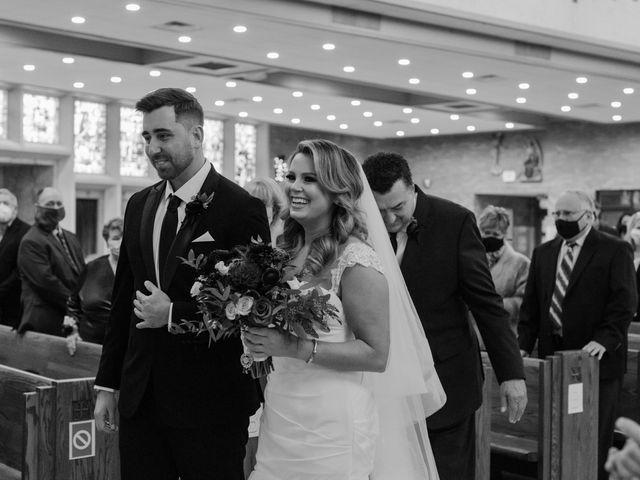 Ben and Genna's Wedding in Detroit, Michigan 98