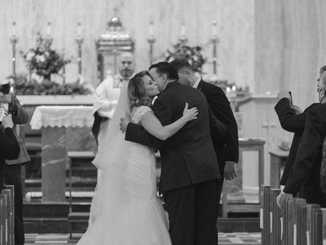 Ben and Genna's Wedding in Detroit, Michigan 99