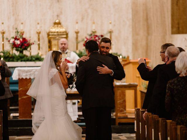 Ben and Genna's Wedding in Detroit, Michigan 100