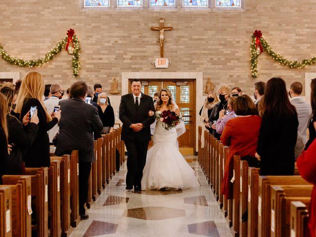 Ben and Genna's Wedding in Detroit, Michigan 102