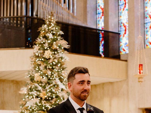 Ben and Genna's Wedding in Detroit, Michigan 104