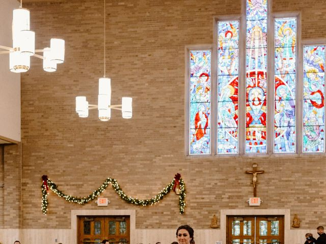 Ben and Genna's Wedding in Detroit, Michigan 105