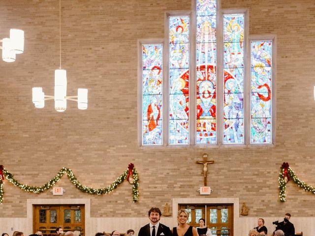 Ben and Genna's Wedding in Detroit, Michigan 106
