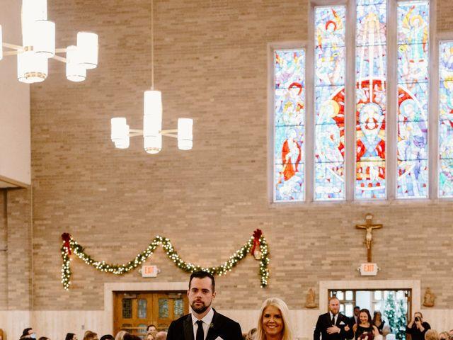 Ben and Genna's Wedding in Detroit, Michigan 108