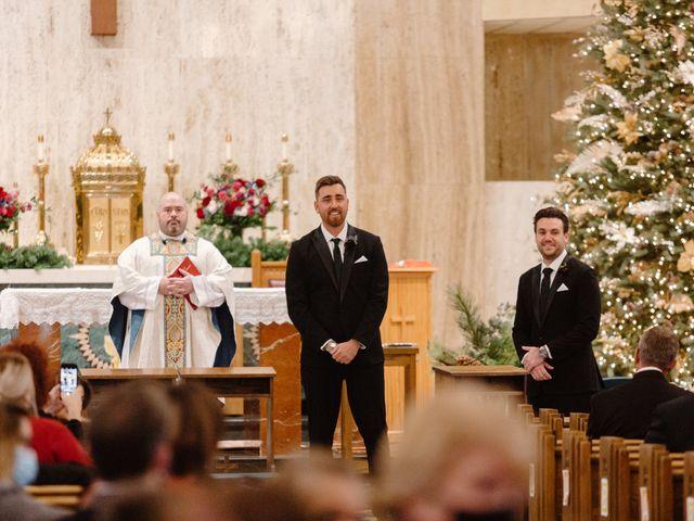 Ben and Genna's Wedding in Detroit, Michigan 111