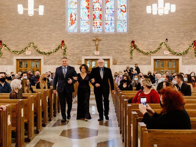 Ben and Genna's Wedding in Detroit, Michigan 112