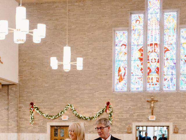 Ben and Genna's Wedding in Detroit, Michigan 113