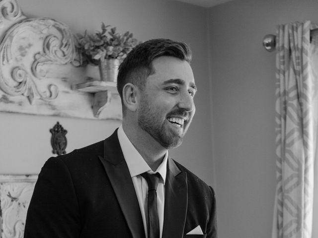 Ben and Genna's Wedding in Detroit, Michigan 114