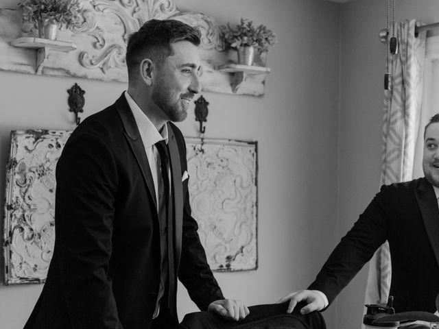Ben and Genna's Wedding in Detroit, Michigan 115