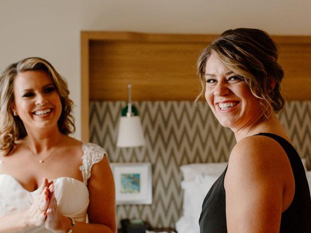 Ben and Genna's Wedding in Detroit, Michigan 124