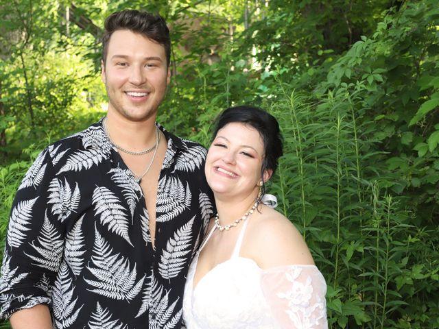 Randy and Katlin's Wedding in Toledo, Ohio 7