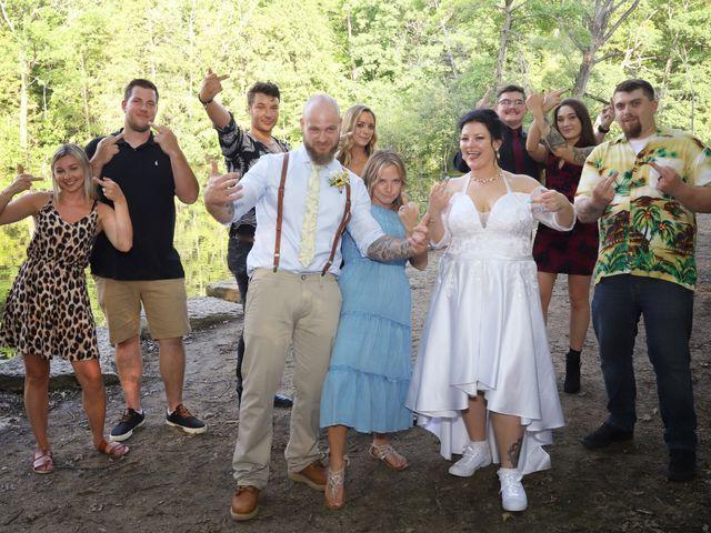Randy and Katlin's Wedding in Toledo, Ohio 9