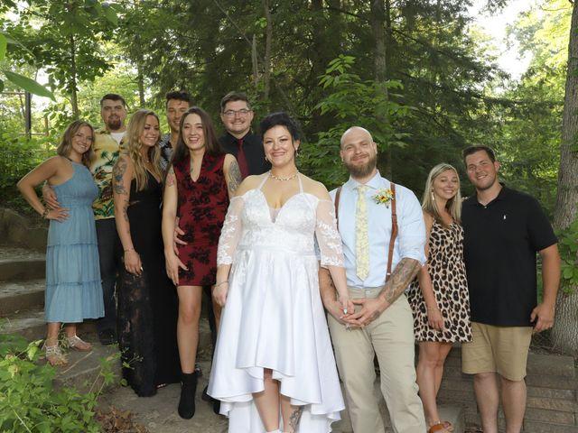 Randy and Katlin's Wedding in Toledo, Ohio 10