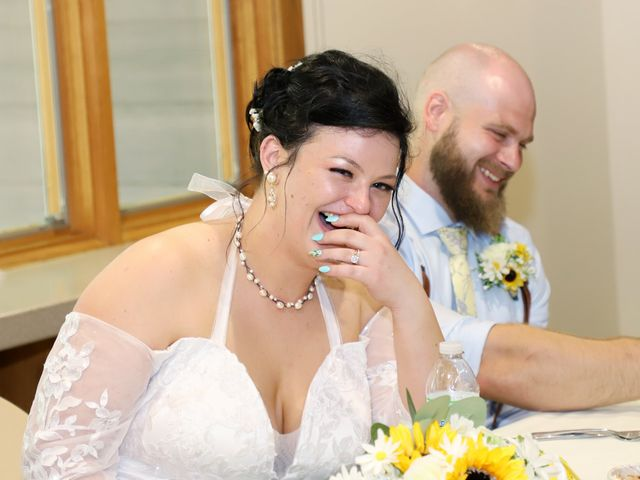 Randy and Katlin's Wedding in Toledo, Ohio 14
