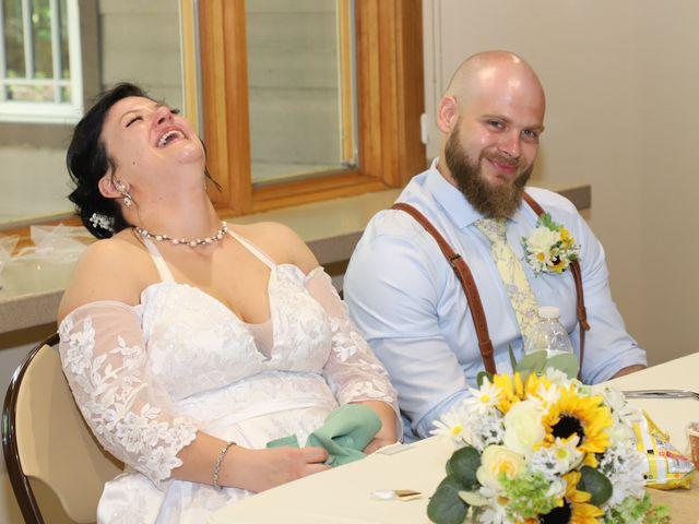 Randy and Katlin's Wedding in Toledo, Ohio 15