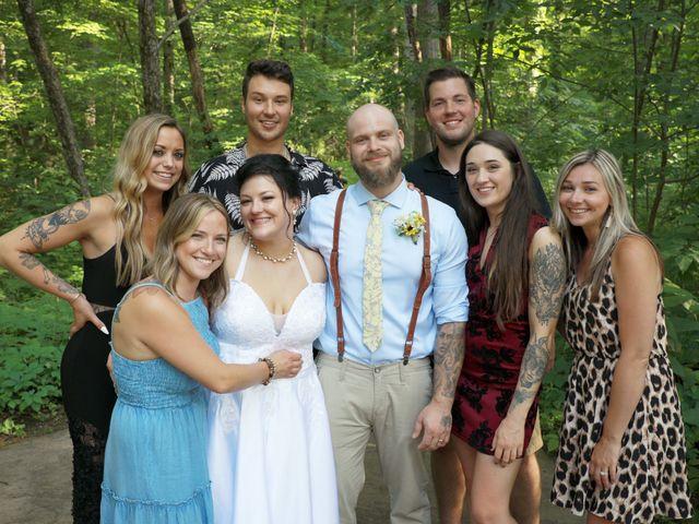 Randy and Katlin's Wedding in Toledo, Ohio 28