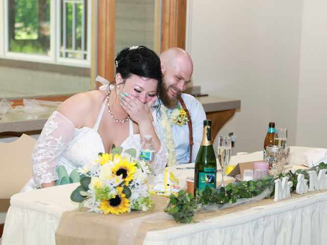 Randy and Katlin's Wedding in Toledo, Ohio 31
