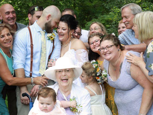 Randy and Katlin's Wedding in Toledo, Ohio 61