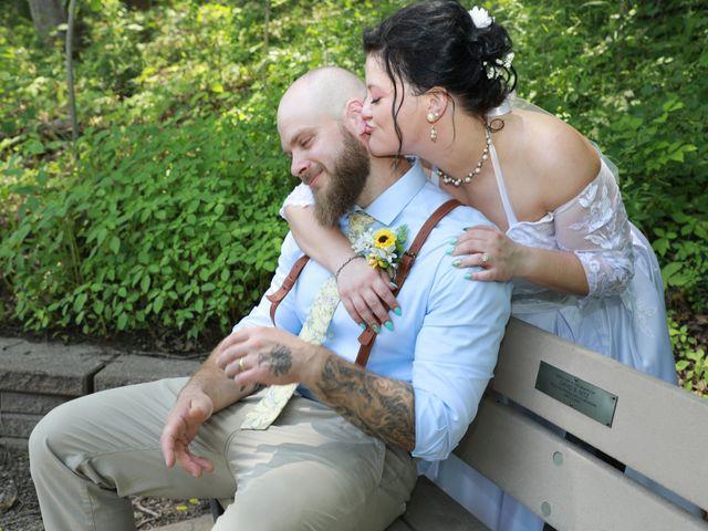 Randy and Katlin's Wedding in Toledo, Ohio 66