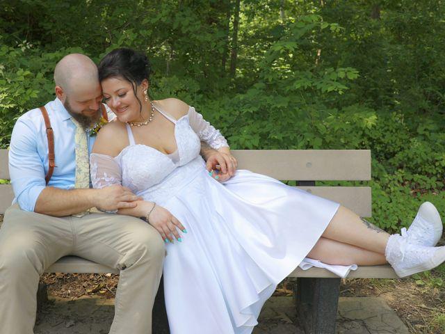Randy and Katlin's Wedding in Toledo, Ohio 68