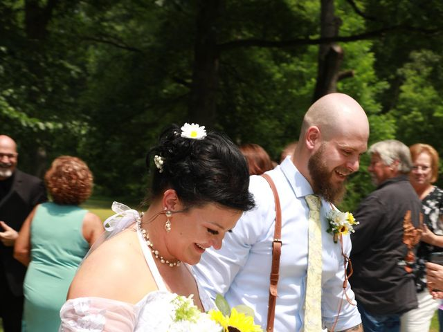 Randy and Katlin's Wedding in Toledo, Ohio 79