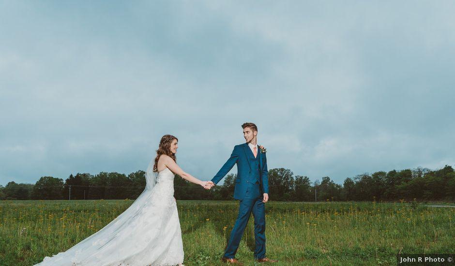 Matt and Hannah's Wedding in Columbus, Ohio