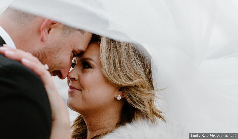 Ben and Genna's Wedding in Detroit, Michigan