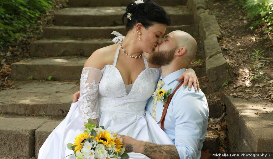 Randy and Katlin's Wedding in Toledo, Ohio