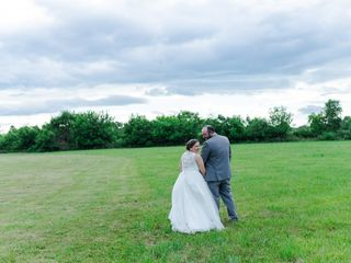 The wedding of Stacey and Don
