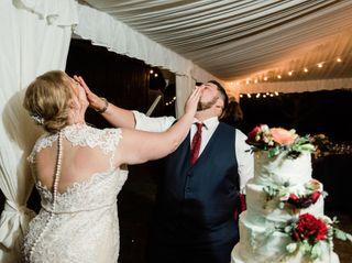 The wedding of Kayla Donofrio and CJ Donofrio 3