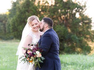 The wedding of Kayla Donofrio and CJ Donofrio