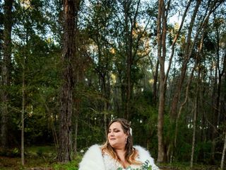 The wedding of Lyndsey and Cotey 2