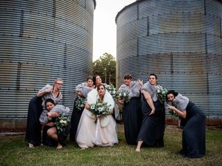 The wedding of Lyndsey and Cotey 3
