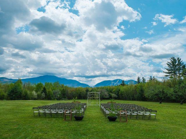 Gavin and Chloe's Wedding in Franconia, New Hampshire 3