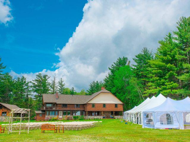 Gavin and Chloe's Wedding in Franconia, New Hampshire 6