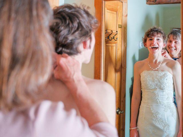 Gavin and Chloe's Wedding in Franconia, New Hampshire 13