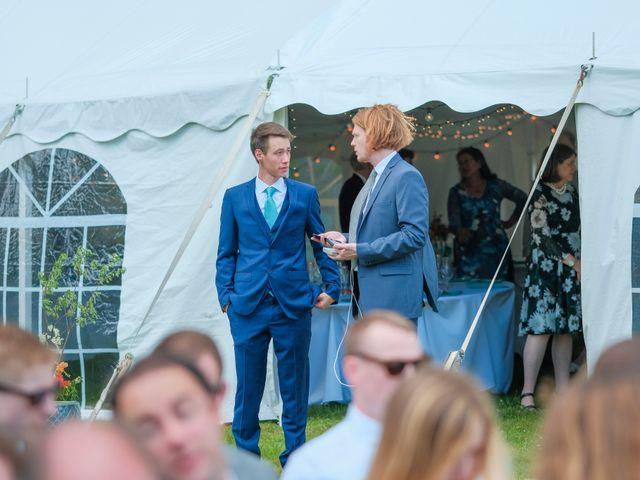 Gavin and Chloe's Wedding in Franconia, New Hampshire 16