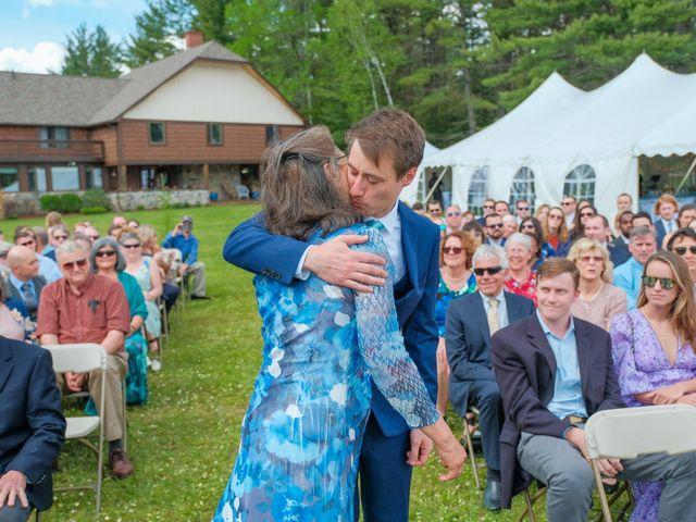 Gavin and Chloe's Wedding in Franconia, New Hampshire 18