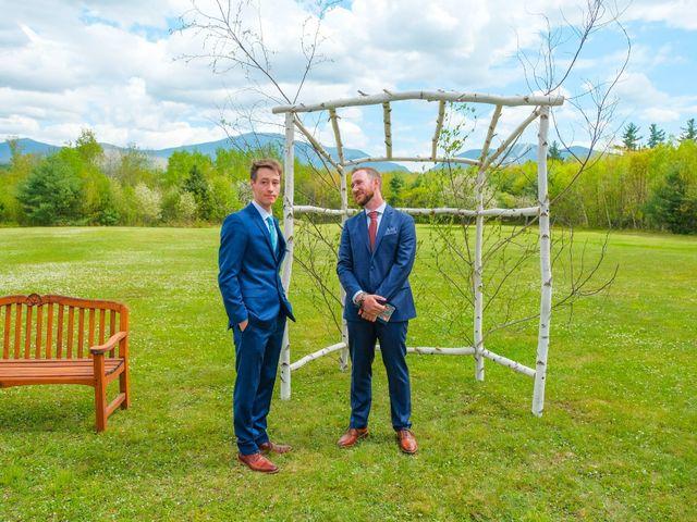 Gavin and Chloe's Wedding in Franconia, New Hampshire 19