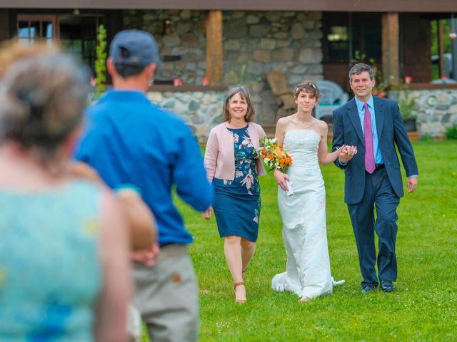 Gavin and Chloe's Wedding in Franconia, New Hampshire 20