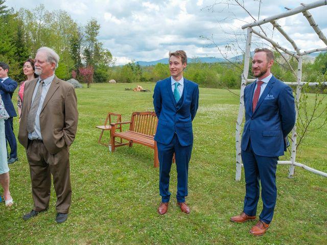 Gavin and Chloe's Wedding in Franconia, New Hampshire 21
