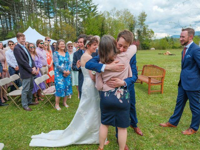 Gavin and Chloe's Wedding in Franconia, New Hampshire 22